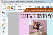 Card and label designing software 1.0
