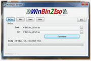 WinBin2Iso Unicode 2.91