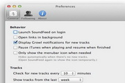 SoundFeed For Mac 1.2.1