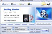 Emicsoft Mac DVD to iPad Converter 3.1.20
