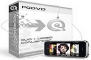 PQ DVD to iPhone Video Suite 1.0