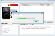 Agrin Free All to AVI MP4 FLV Converter 4.0