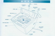 三洋XQB60-5158洗衣机使用说明书