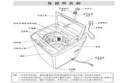 三洋XQB60-B835DX洗衣机使用说明书