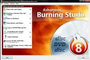 Ashampoo Burning Studio 8