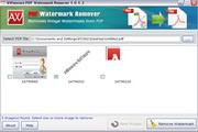 AWinware Pdf Watermark Remover 1.0.1.2
