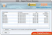 Mac digital pictures recovery