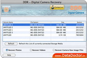 Mac Digital Camera Data Recovery