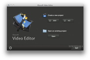 iSkysoft Video Editor For Mac 6.0