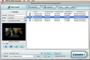 iSkysoft DVD to iPad Converter For Mac 1.9.8