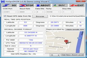 HsGpsDll NMEA 183 Library 1.9