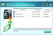 iPubsoft iPad iPhone iPod Data Recovery