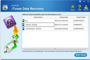 iPubsoft iTunes Data Recovery 2.1.18