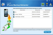 iPubsoft iPhone Backup Extractor 2.1.28