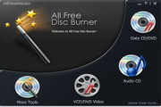 All Free Disc Burner 3.1.8