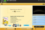 Xinfire Free MP4 to WMV Converter 1.0.0.0