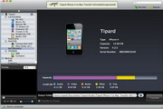 Tipard iPhone 4 to Mac Transfer Standard 7.0.52