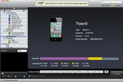 Tipard iPhone 4 to Mac Transfer Ultimate 7.0.52
