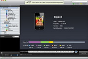 Tipard iPhone 4S to Mac Transfer Standard