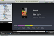 Tipard iPhone 4S to Mac Transfer Ultimate 7.0.52