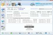 Barcode Maker for Industrial, Manufacturing and Wareho