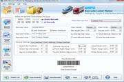 Barcode Maker for Packaging 1.0