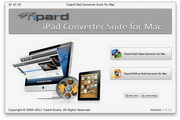 Tipard iPad 2 Converter Suite for Mac 7.0.30