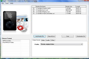 Agrin AVI WMV ASF to iPod Mp4 Converter 4.2