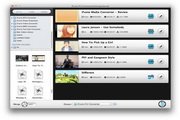 iFunia FLV Converter for Mac