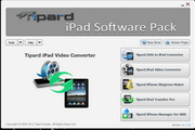 Tipard iPad Software Pack for Mac 7.0.30