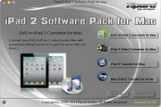 Tipard iPad 2 Software Pack for Mac 7.0.30