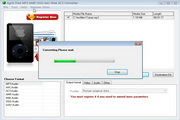 Agrin Free MP3 AMR OGG AAC M4A Converter 4.0