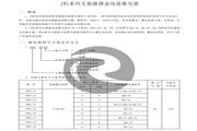 聚仁JWL-33静态无辅源电流继电器说明书