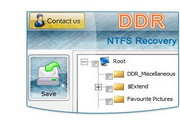 DDR Recovery Software for NTFS 5.3.1.2