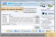 Bulk SMS Software for BlackBerry Mobile Phones 9.0.1.2