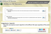 FAT Partition Restore 6.1.1.3
