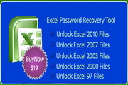 Recover MS Excel Password 5.5