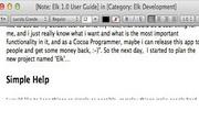 Elk For Mac 1.1