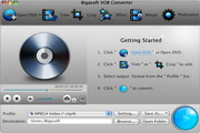 Bigasoft VOB Converter for Mac 3.2.3.4772