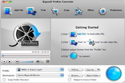 Bigasoft ProRes Converter for Mac 4.5.0.5485
