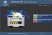 4Videosoft DVD to Audio Suite 5.0.10