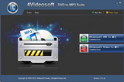 4Videosoft DVD to MP3 Suite 5.0.10