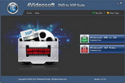 4Videosoft DVD to 3GP Suite 5.0.16