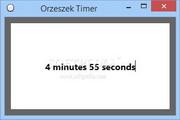 Orzeszek Timer