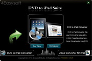 4Easysoft DVD to iPad Suite 3.2.20