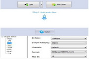 Boxoft Audio Converter 2.0