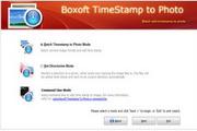 Boxoft Batch TimeStamp to Photo 1.0