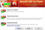 Boxoft GIF To Flash 1.0