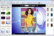 Fireworks Display Theme for Boxoft PDF to Flipbook Pro