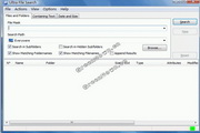 UltraFileSearch Lite 4.3.0.15183